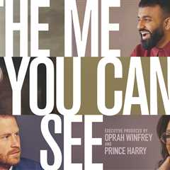 Oprah and Prince Harry's new docuseries, 'The Me You Can't See,' explores mental health issues - here's how to watch on Apple TV Plus